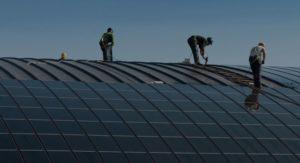 coperture tetti industriali