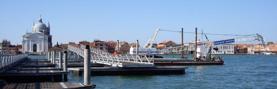 opere marittime venezia