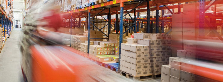 logistica magazzino